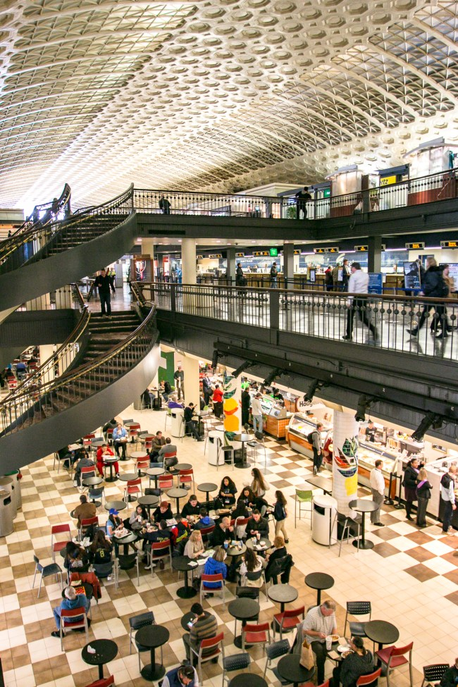 Washington DC by Amtrak - The Overseas Escape-11