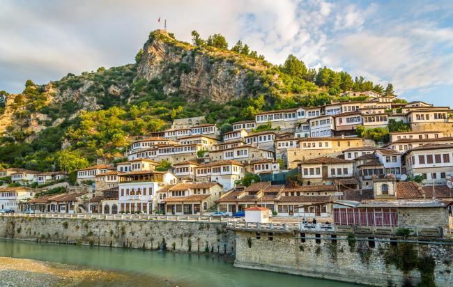 Beret-Old-City-Albania