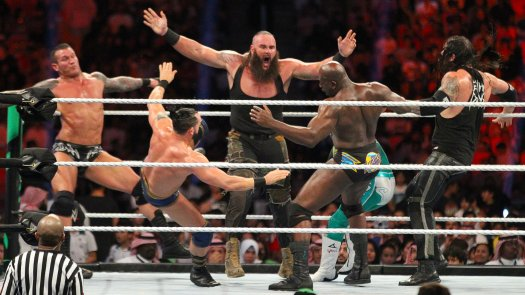 Contentious Favourite For Men's Royal Rumble Match - The ...