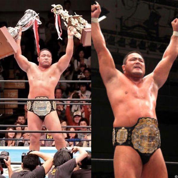 NJPW Spotlight: Manabu Nakanishi - The Overtimer History of the IWGP Heavyweight Championship Part