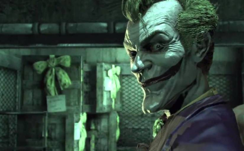 What 2016's Doom and Batman: Arkham Asylum Have In Common