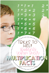 Multiplication Facts Tricks: Achieve Fact Fluency!
