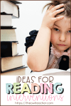 Ideas for Reading Interventions