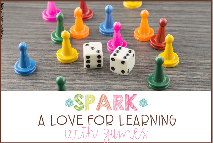 Engage your students in learning with games. Check out these ideas of games that will work for any content area and grab a FREEBIE to get started!
