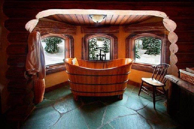 Timber Baths And Basins The Owner Builder Network