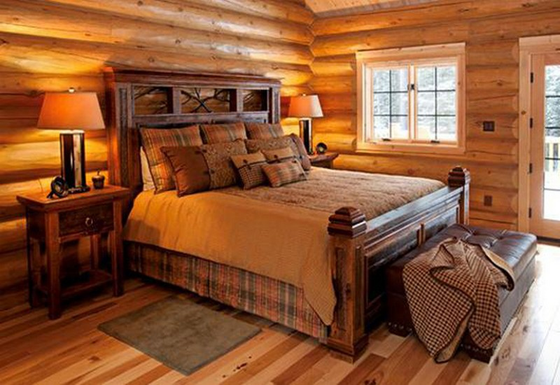 Rustic Bedrooms The Owner Builder Network
