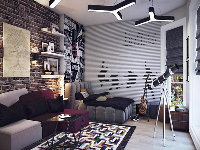 Teen Dreams - The Owner-Builder Network on Cool Rooms For Teenage Guys  id=38733