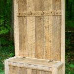 Pallet Entryway Bench The Owner Builder Network