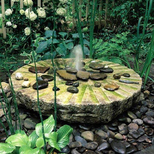 diy garden fountain DIY Garden Fountain   The Owner-Builder Network