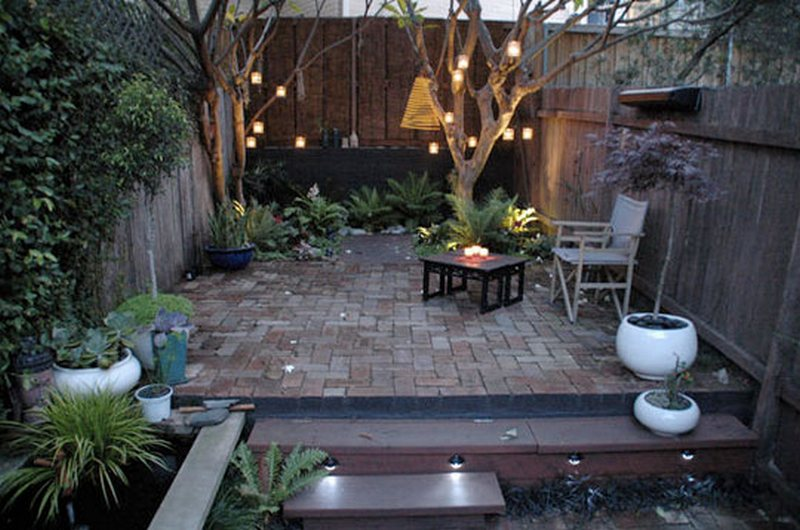 Creative Courtyards - The Owner-Builder Network on Courtyard Patio Ideas id=38379