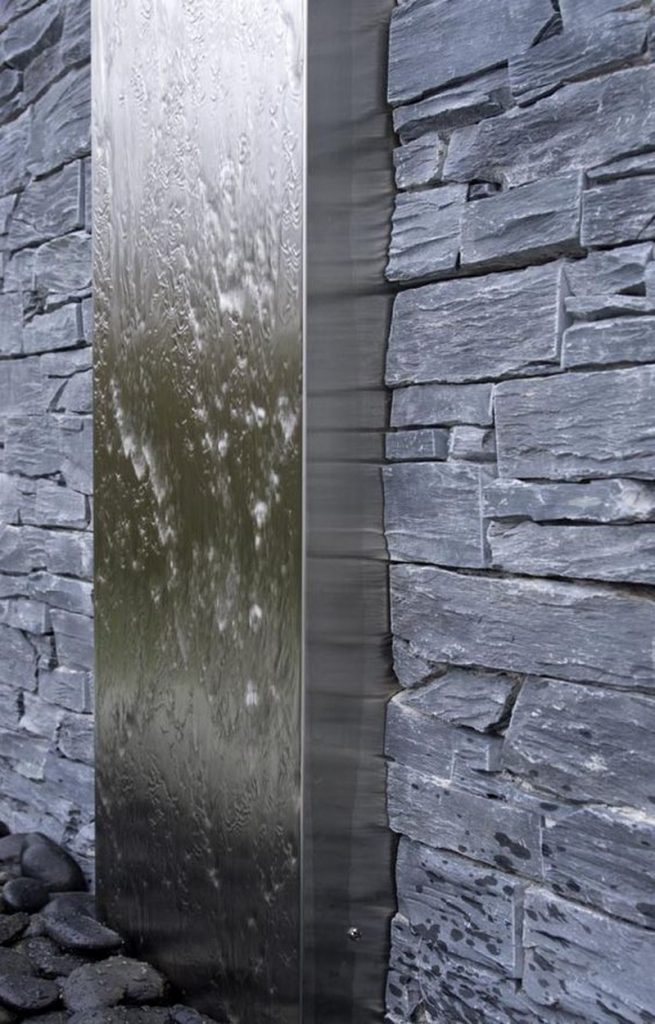 Water Wall Feature Ideas | The Owner-Builder Network on Backyard Feature Walls  id=67868