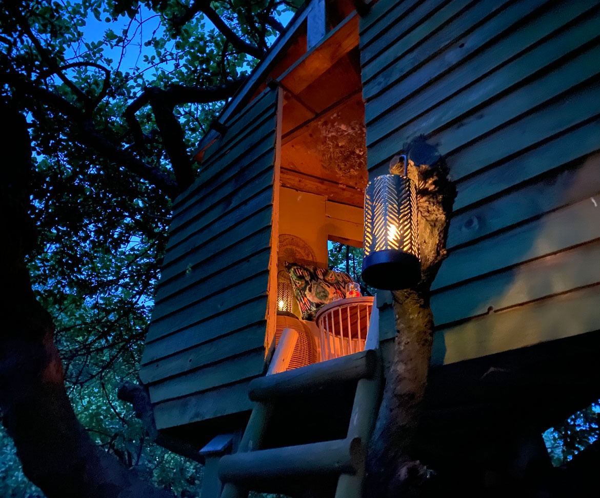 Treehouses for grown ups