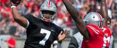 Dwayne Haskins Ohio State Football