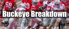 Buckeye Breakdown Tote Nation Ohio State Football Ohio State Buckeyes Demario McCall