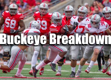 Buckeye Breakdown Tote Nation Ohio State Football Ohio State Buckeyes Demario McCall