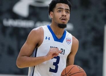 Eric Ayala Under Armour Ohio State Basketball