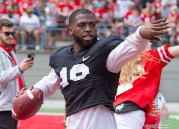 J.T. Barrett Spring Game