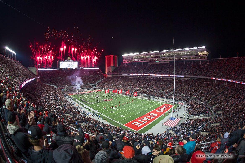 Big Ten B1G Ohio Stadium
