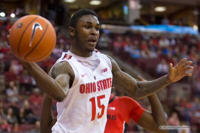 Kam Williams Ohio State Basketball