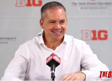 Men's Basketball Head Coach Chris Holtmann Meets with the Press