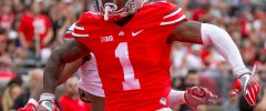 Johnnie Dixon Ohio State Football Buckeyes