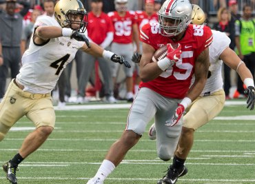 Marcus Baugh Ohio State Football Buckeyes