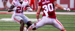 Ohio State Football Parris Campbell