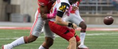 Ohio State Football Buckeyes Chase Young