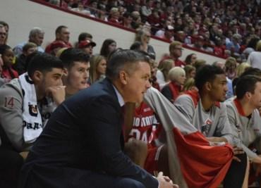 Ohio State Basketball Buckeyes Chris Holtmann
