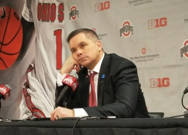 Chris Holtmann Ohio State Basketball Buckeyes