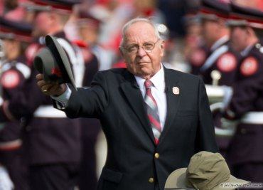 Earle Bruce Ohio State Football