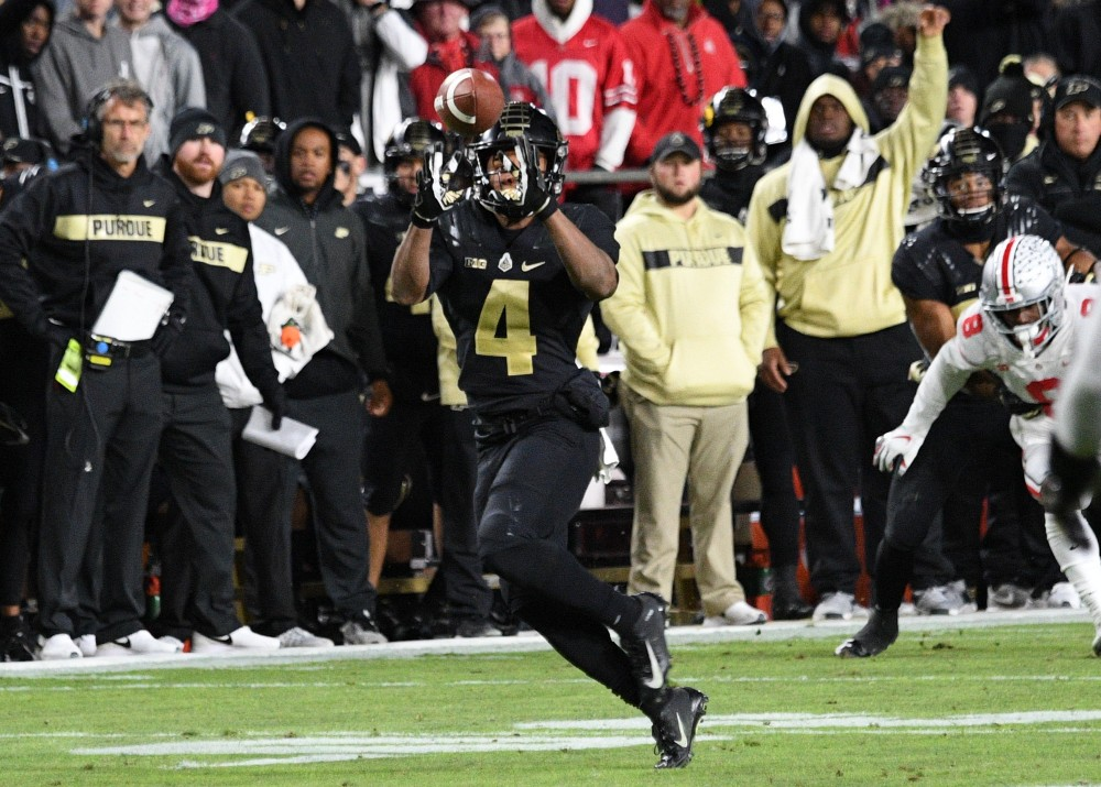 Purdue burns Ohio State with fake FG, which leads to TD