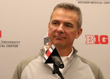 Ohio State football head coach Urban Meyer press conference