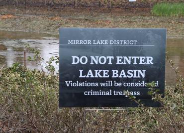 Ohio State Mirror Lake Jump 2018