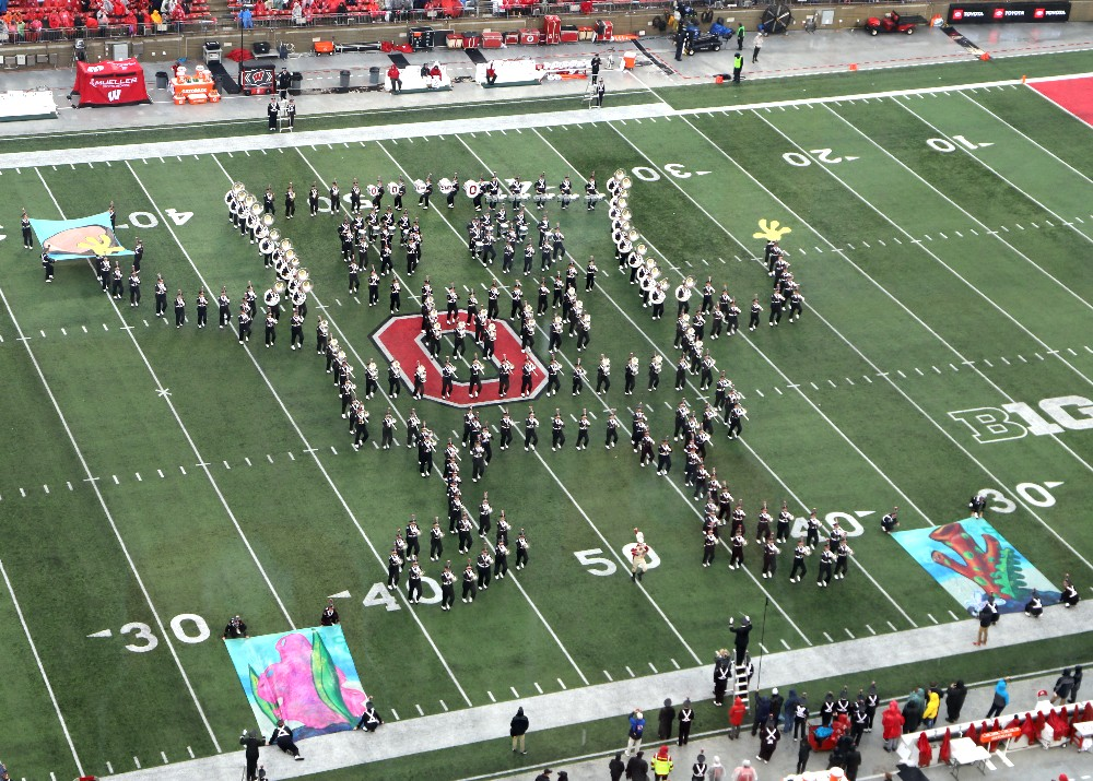 Band Marching Formations