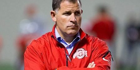 Ohio State defensive coordinator and assistant coach Greg Schiano