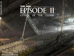 Attack of the Clones - Social Star Wars