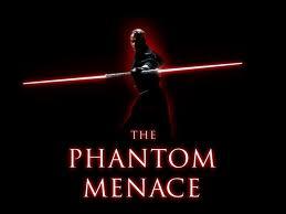 Phantom Menace Star Wars