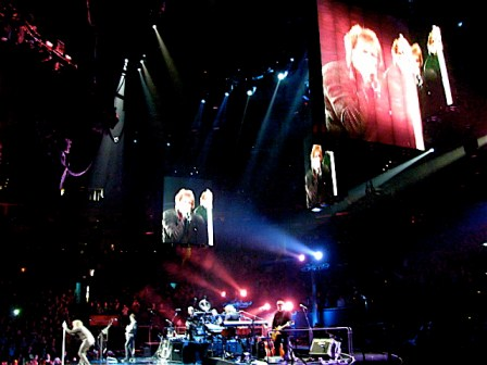 Bon Jovi Boston 2011