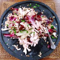 https://thepaddingtonfoodie.com/2014/05/05/eat-fast-and-live-longer-a-5-2-fast-diet-meal-idea-under-400-calories-warm-chicken-and-fregola-salad-with-charred-radicchio-and-fennel/