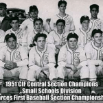 Baseball CENTRAL SECTION Championship History