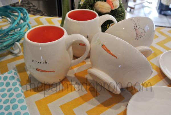bunny china thepaintedapron.com