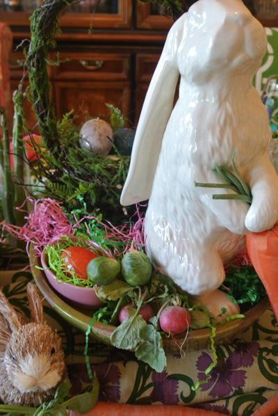bunny garden 4 thepaintedapron.com