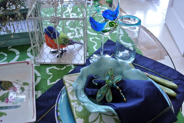 bluebird table 4 thepaintedapron.com