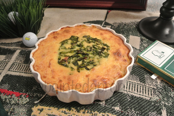 grits and greens pie thepaintedapron.com