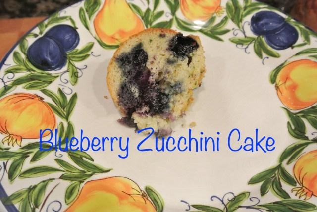 blueberry zucchini cake 1