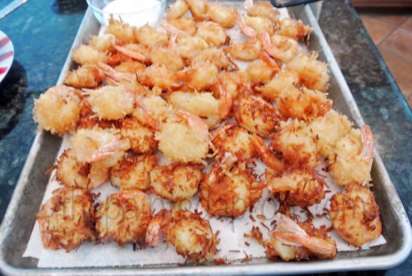 coconut shrimp 7 thepaintedapron.com