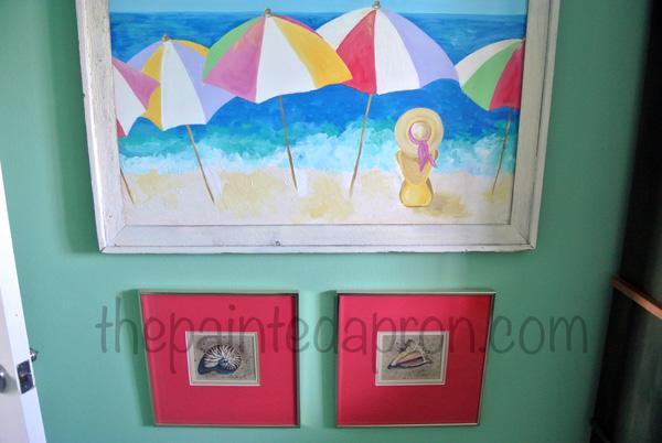 umbrellas on the beach jmdesignsgallery.com