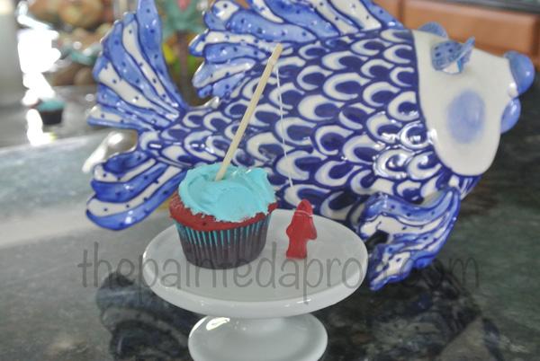 fisherboy cupcakes thepaintedapron.com