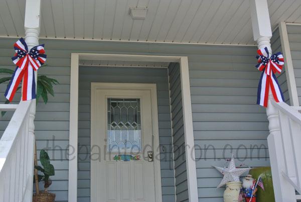 front door thepaintedapron.com